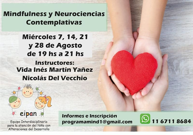 Mindfulness y Neurociencias Contemplativas