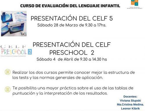 CELF 5 – 2020